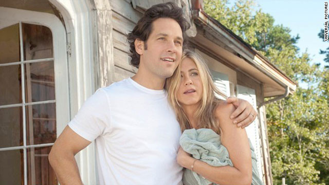 Paul Rudd and Jennifer Aniston star in