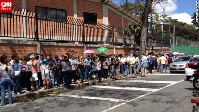 El miedo renace en los electores venezolanos por su registro electoral