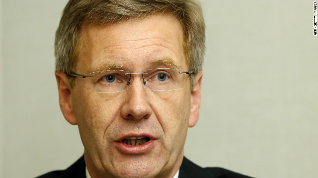 El presidente alemán Christian Wulff renuncia por escándalo de corrupción