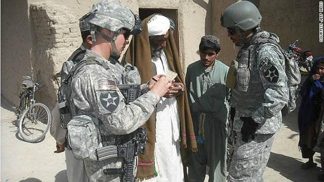 La nueva estrategia del ejército de EE.UU. en Afganistán es la negociación