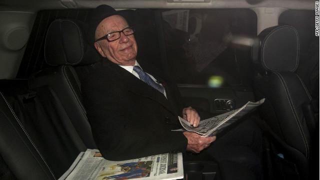 El imperio mediático de Rupert Murdoch está bajo amenaza
