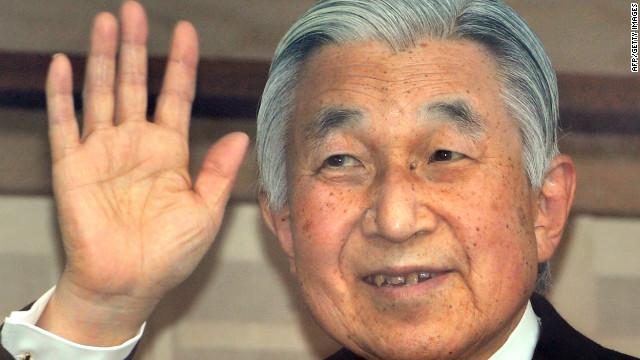 Exitosa cirugía del corazón al emperador Akihito de Japón, dice un reporte