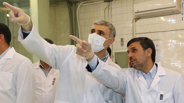 Irán y la AIEA negocian un acuerdo nuclear