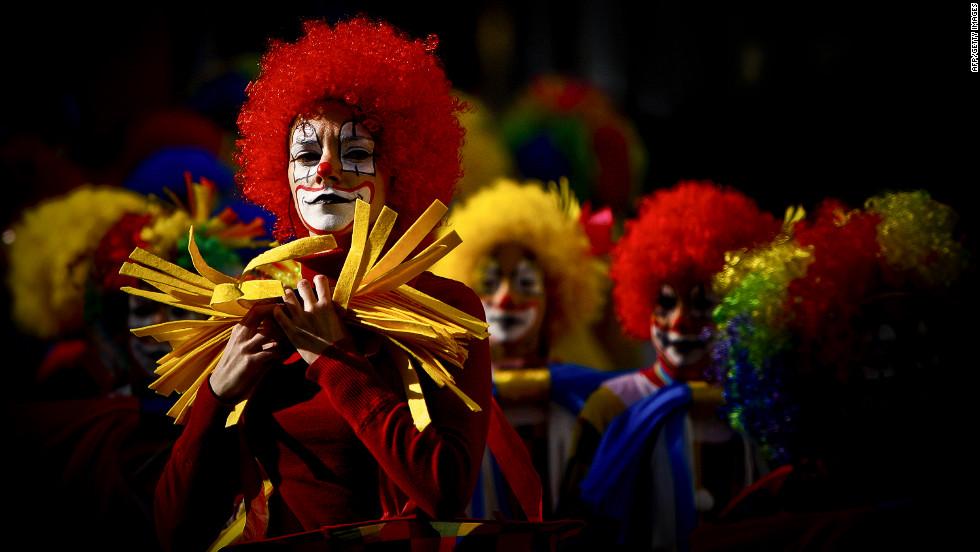 De carnaval en carnaval