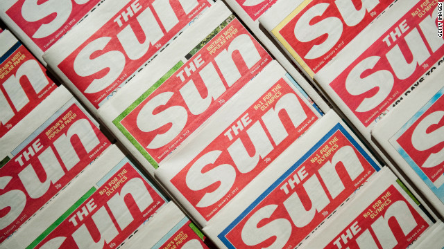 Rupert Murdoch has announced plans for a Sunday edition of his company's UK newspaper The Sun.