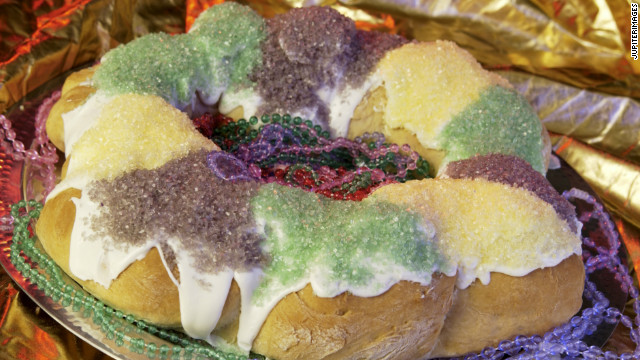 Of Mardi Gras Krewes and King Cakes