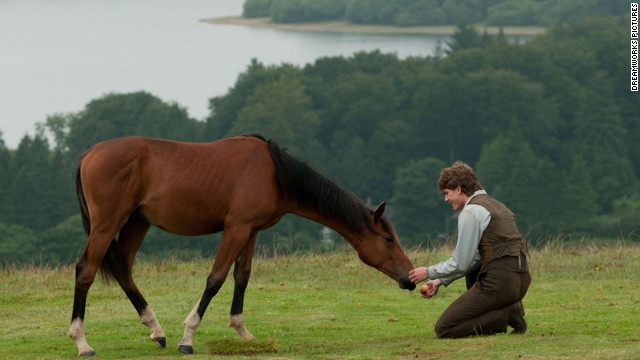 """War Horse,"" directed by Steven Spielberg, is a sentimental drama set during World War I."