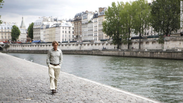 Woody Allen's &quot;Midnight in Paris&quot; features Owen Wilson as a time traveler who rubs elbows with luminaries such as Ernest Hemingway, Pablo Picasso and Gertrude Stein in 1920s Paris.