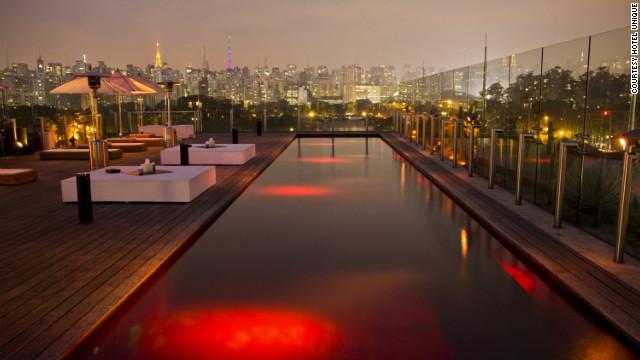 Spectacular Hotel Rooftop Pools Cnn Com