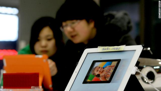iPad, el nombre que llevó a Apple ante los tribunales chinos