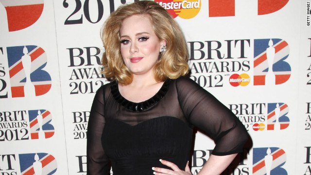 Adele's '21' breaks Nielsen SoundScan record