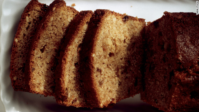Breakfast buffet: National banana bread day