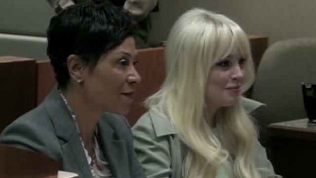Lindsay Lohan en el último tramo de su libertad condicional