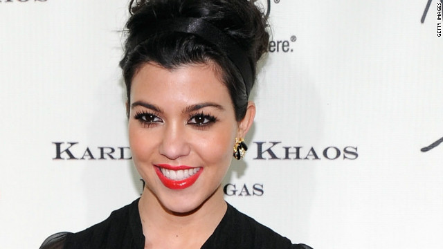 Baby girl on board for Kourtney Kardashian