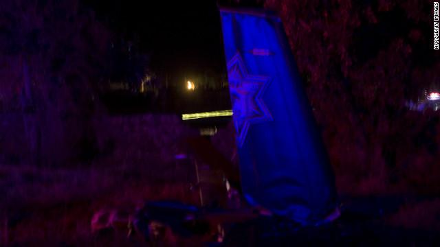 Un avión de la policía federal mexicana se estrella en Jalisco y mueren tres agentes