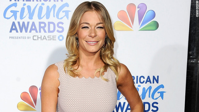 LeAnn Rimes talks treatment on 'Katie'
