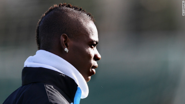 Manchester City lodged an official complaint with European football's governing body UEFA last week after Italy striker Mario Balotelli complained of racist chanting during a Europa League match against Porto.