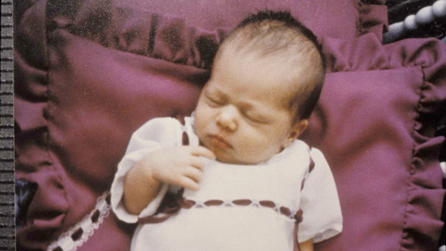 Azaria Chamberlain was two months old when she disappeared from her family's tent at Uluru, also known as Ayers Rock, in August 1980.