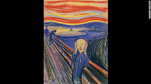Munch's 'The Scream' to be auctioned - CNN.