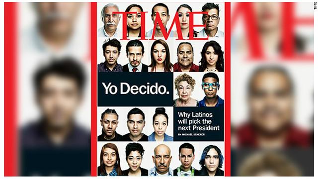 Time: Latinos serán decisivos para elegir al próximo presidente de EE.UU.