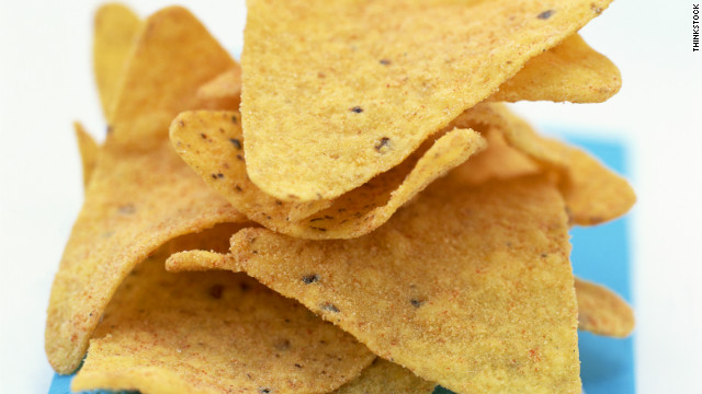 Breakfast buffet: National tortilla chip day