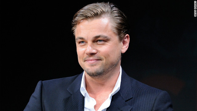 Leo DiCaprio helps 'Oz' slippers find home