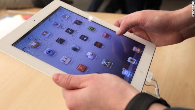 Apple presentaría el iPad 3 la próxima semana