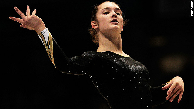Jennifer Pinches is a British gymnast hoping to make her first Olympics appearance this summer.