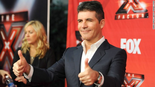 Simon Cowell looking for two 'X Factor' hosts