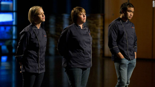 'Top Chef: Texas': Taking it down to two