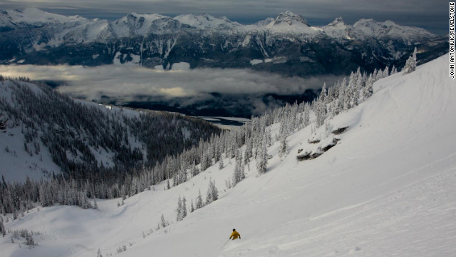 Skier killed in avalanche in British Columbia