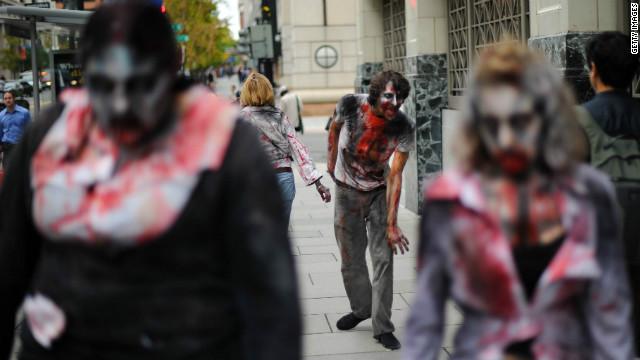 Zombie apocalypse preparedness