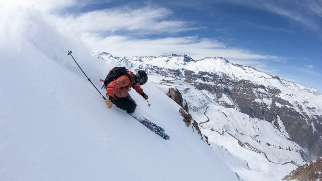 Come August, Valle Nevado Ski Resort, 35 miles west of Santiago, is blanketed in deep powder.