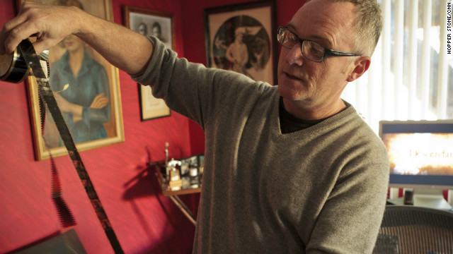 "Film editor Kevin Tent recently received his first Oscar nomination for his work on ""The Descendants."""