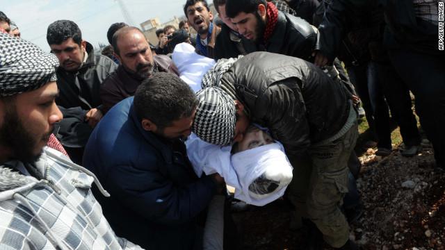"""La ONU denuncia que autoridades """"del más alto nivel"""" consienten abusos en Siria"""