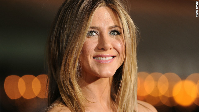 Jennifer Aniston to play call girl in new film?