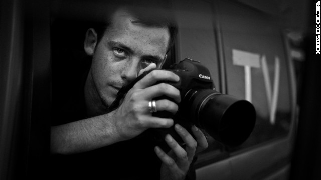 Award-winning French photojournalist Remi Ochlik was killed in the city of Homs while reporting on the bloody conflict in Syria on Wednesday.