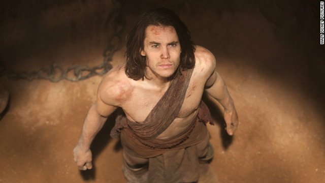 Taylor Kitsch stars in 
