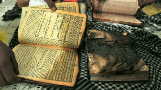 The desecration of Qurans at an U.S. base has sparked violent and deadly protests in Afghanistan.