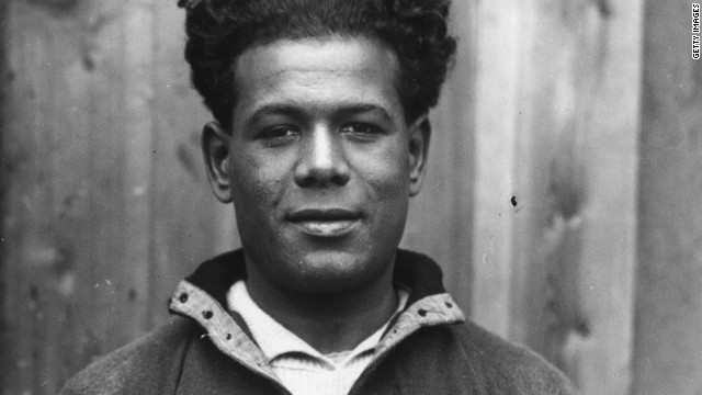 Black football pioneers in England