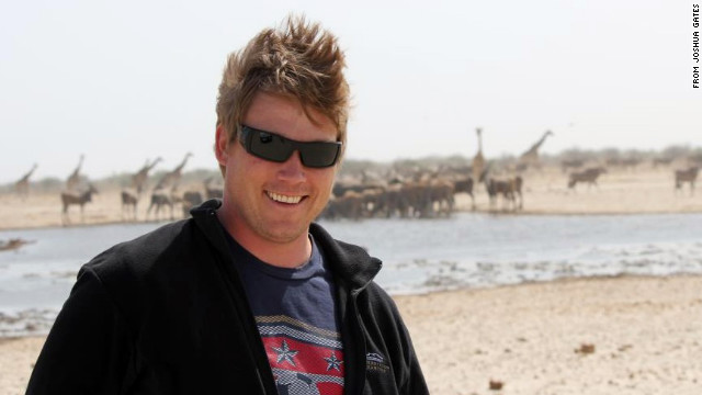 Jeff Rice was found dead on the balcony of his hotel room in Uganda last week.