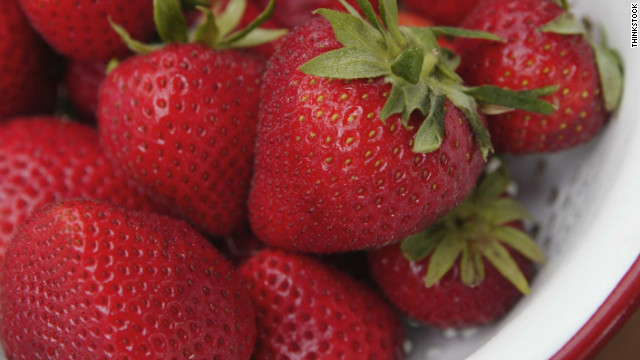 Berries may delay memory decline