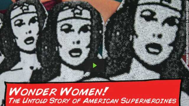 Wonder Women! puts superheroines in the spotlight