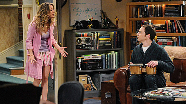 Sheldon runs wild on 'The Big Bang Theory'
