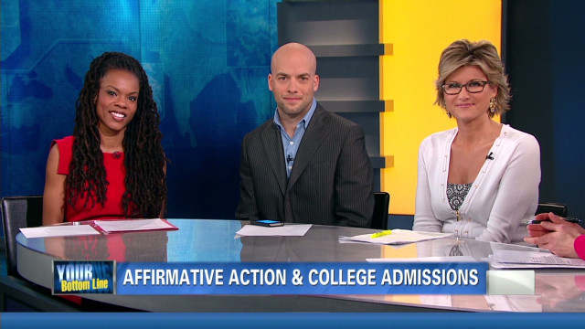 is affirmative action in college admissions I am writing to you regarding the serious violation of equal protection, injustice, and discrimination inflicted by racial preference policies, in particular affirmative action in college admissions, which almost every college-bound asian american student is confronted with today.