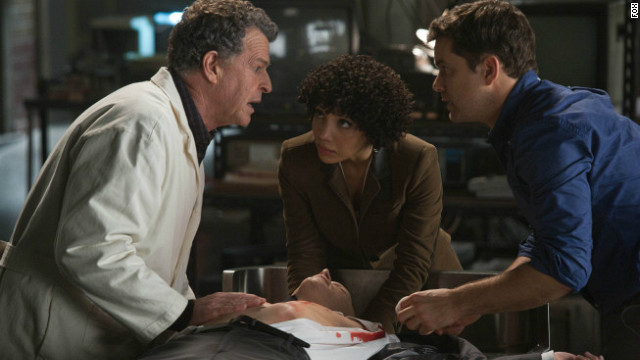 Peter learns the truth on 'Fringe'
