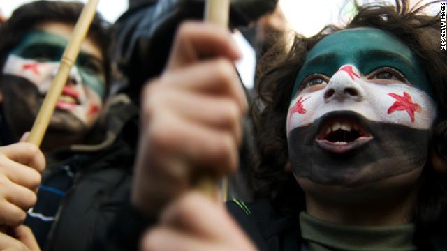 La comunidad internacional vacila sobre intervenir militarmente en Siria