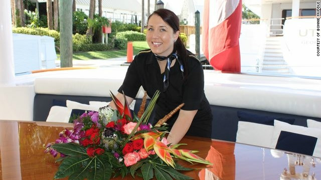 Confessions of a superyacht worker