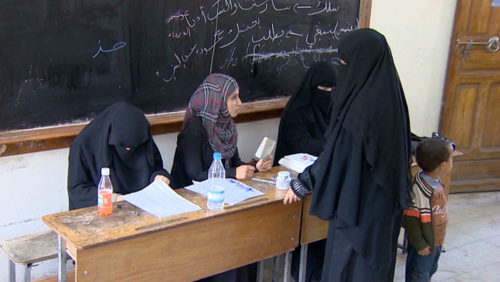 February: In Yemen, voter turnout was at reportedly 60%, in a presidential election in which there was only one candidate on the ballot, Abd Rabbuh Mansur al-Hadi, who naturally won and was sworn in on February 25.