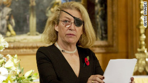 Sunday Times reporter Marie Colvin was one of two Western reporters killed in Homs on Wednesday.